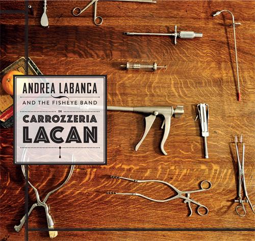 Carrozzeria Lacan - Andrea Labanca - Cover